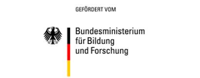 Logo: Bundesministerium für Bildung und Forschung
